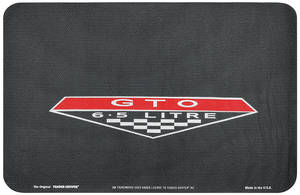 1964-73 Fender Gripper GTO Logo
