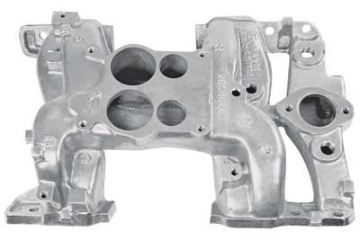 1972 Grand Prix Intake Manifold, Ram IV & H.O. H.O.