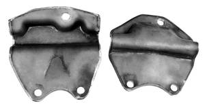 1970-72 GTO Frame Mounts, Pontiac 455