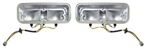 1968-1968 GTO Tail Lamp Housing, 1968 (GTO)