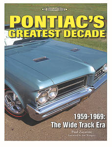 Bonneville Pontiac's Greatest Decade 1959-69: The Wide Track Era
