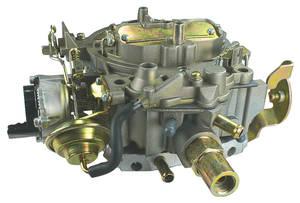 1967-1976 Catalina Carburetor, Streetmaster Rochester Quadrajet Stage I, 800 Cfm, by SMI