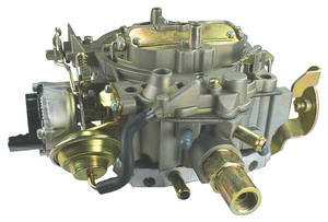 1967-77 Catalina Carburetor, Streetmaster Rochester Quadrajet Stage II, 800 Cfm, by SMI