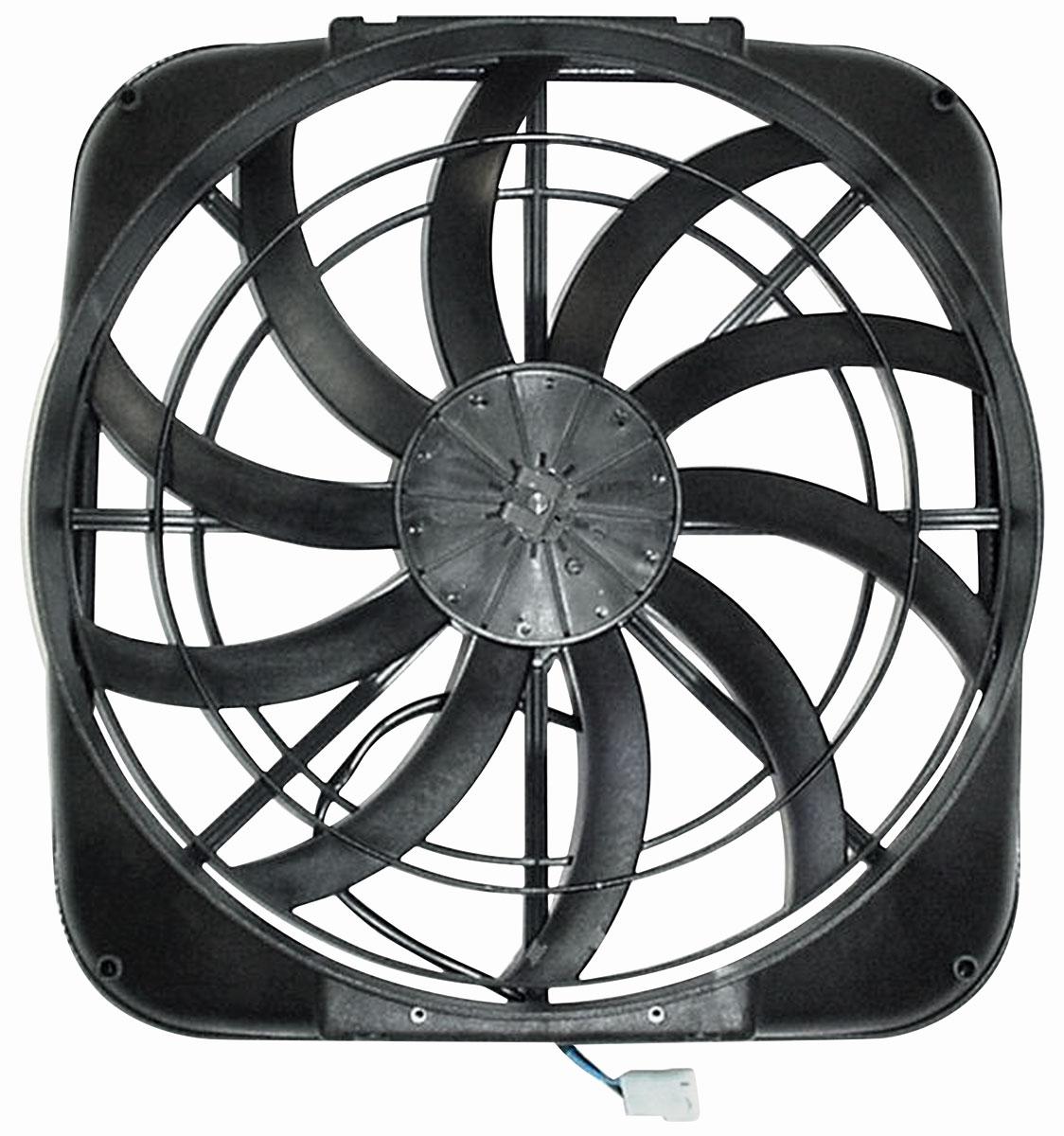 "Photo of Electric Fan, Mach Series 16"" single,"