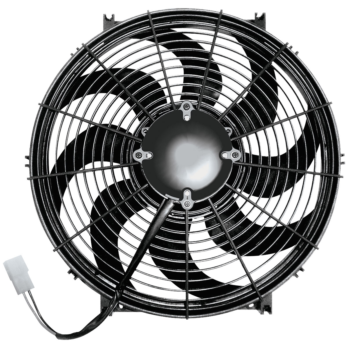 "Photo of Electric Fan, Challenger Series 16"" 225W"