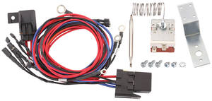 1978-88 El Camino Electric Fan Harness with 195° Sender