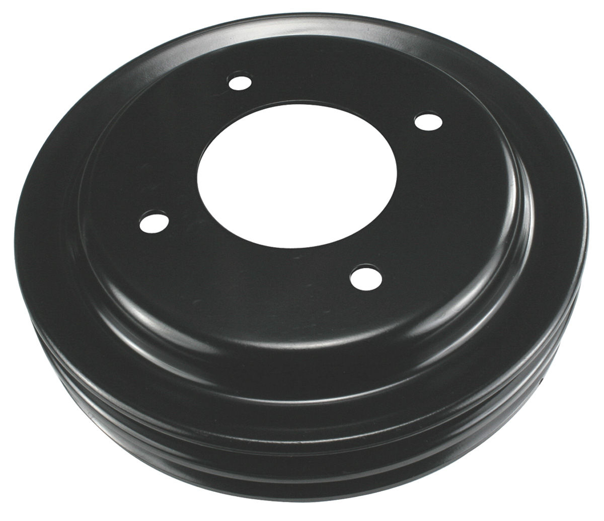 Photo of Engine Pulley Crank 2V, 7-1/4""