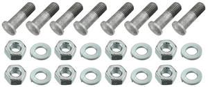 1970-72 Monte Carlo Ball Joint Rivets, Upper (Factory-Style)