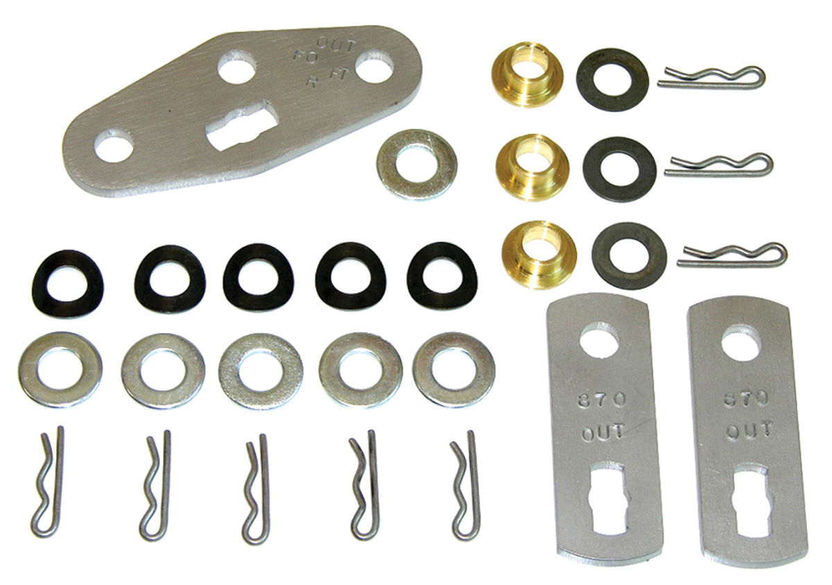 Photo of LeMans Shifter Rebuild Kit, Muncie complete kit, 28-piece