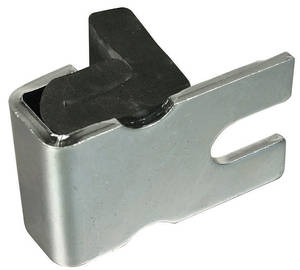 Bumper Support Bracket & Bushing; 1970 GTO