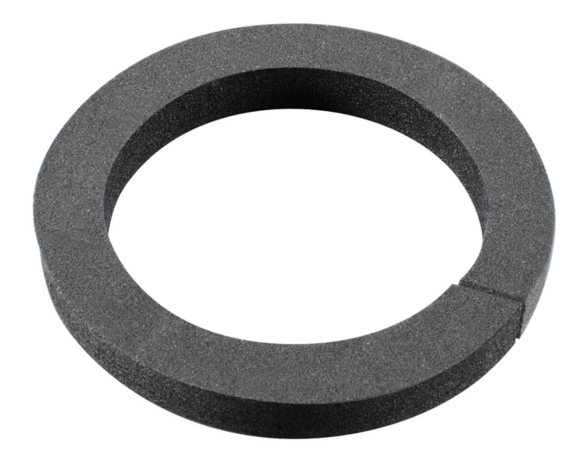 """Photo of Wiper Motor Gasket Round Canister Pump (2-7/8"""" OD, 2"""" ID)"""