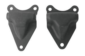 1964-72 LeMans Frame Mounts, Pontiac V8 All V8 (Exc. 455)