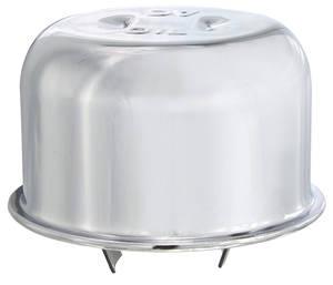 1961-1964 LeMans Oil Filler Cap Chrome FB-39; V8 Exc. California