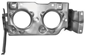 1968-1969 GTO Headlight Body Assembly, Hideaway