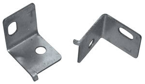 1968-69 GTO Headlight Mounting Brackets