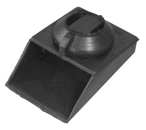1964-69 Tempest Trunk Drop Off Panel Plug, Lower