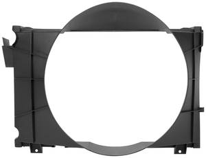 1969-1969 Tempest Fan Shroud, 1969 Original Style 3-Row