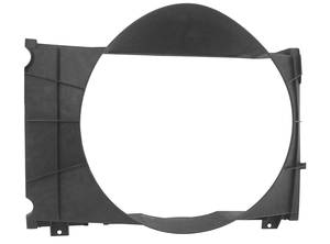 1970-1970 Tempest Fan Shroud, 1970 Original Style 3-Row