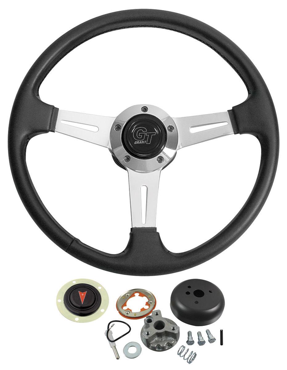 Photo of Steering Wheel, Elite GT