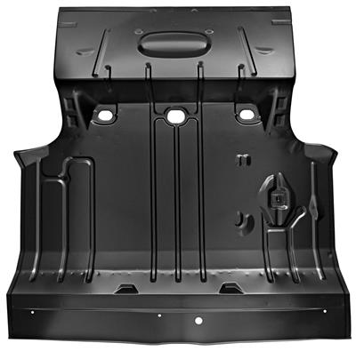 1966-67 GTO Trunk Floor (Complete)