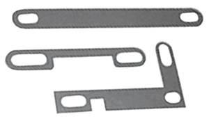 1969-1972 GTO Dash Ground Strap Set, 1969-72 GTO 3-Piece