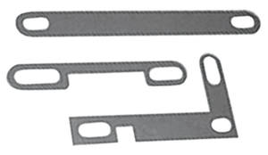 Dash Ground Strap Set, 1969-72 GTO 3-Piece