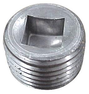 """GTO Intake Manifold Pipe Plug, 1969-70 Ram Air 1/2"""" NPT"""