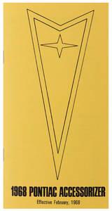 1968 Tempest Accessorizer Booklet