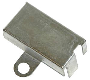 LeMans Idle Vent Cover, 1968-70