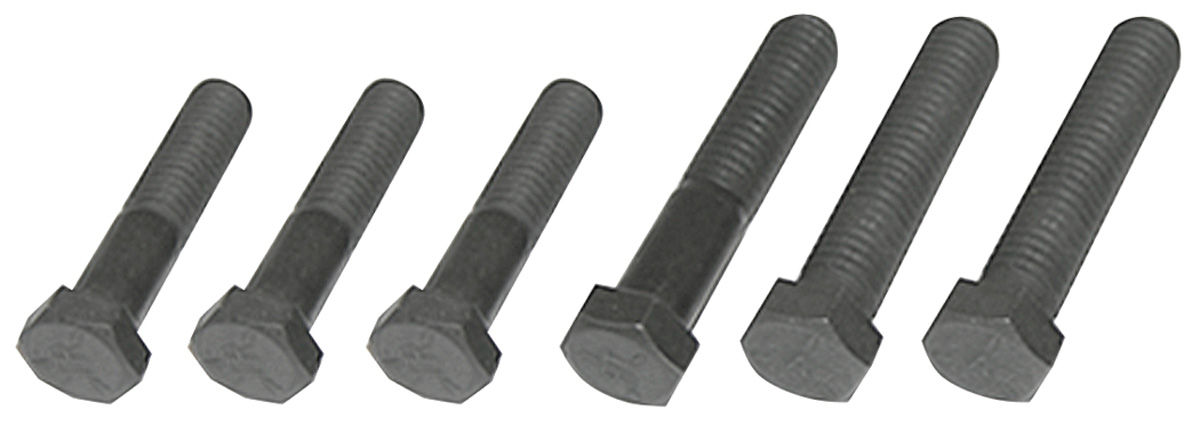 Photo of Transmission Case Bolts (Muncie) tail shaft to main case (6-piece)
