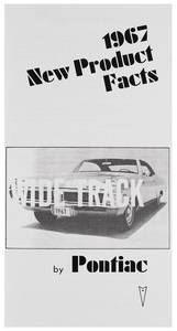 1967-1967 GTO New Product Facts