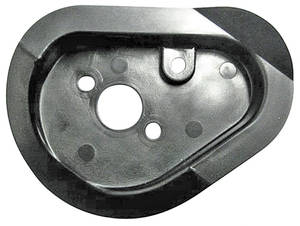 1968-72 LeMans Firewall Escutcheon, Interior TH400/MT Only