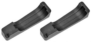1969-1976 Bonneville Radiator Insulator Cushions 4-Row 2-Piece