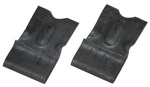 1969-1972 GTO Cowl Vent Door Clips