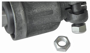 1969-72 Bonneville Steering Column Clamp Nut