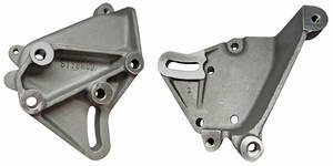 1965-66 Tempest Bracket, Power Steering/Alternator Mounting w/326, 389, 421 (OE #9778848)