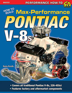 1961-73 GTO How To Build Max Performance Pontiac V8s