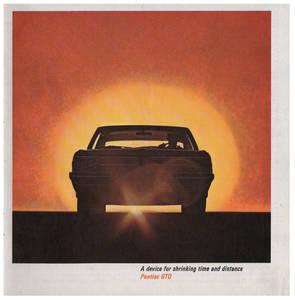 GTO Sales Brochures