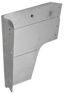 1968-72 Tempest Armrest Panels, Convertible Rear (Upper)