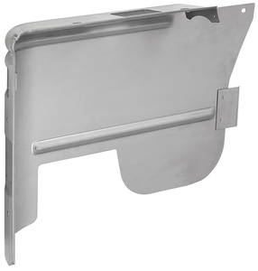 1968-72 Tempest Armrest Panels, Convertible Rear (Lower)
