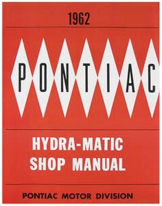 1962 Bonneville Pontiac Hydramatic Transmission Manual