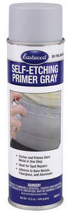 Self-Etching Primer Gray, 15.5-oz., by EASTWOOD