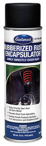 1962-1977 Grand Prix Rubberized Undercoating with Rust Encapsulator Black, 15-oz., by EASTWOOD