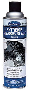 Extreme Chassis Black Primer - Black, 14-oz., by EASTWOOD