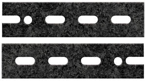 1964-67 Skylark Quarter Panel Insulation, Wagon