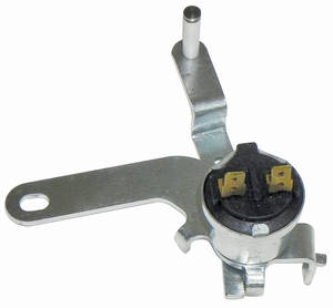 1968-72 GTO Clutch Safety Switch