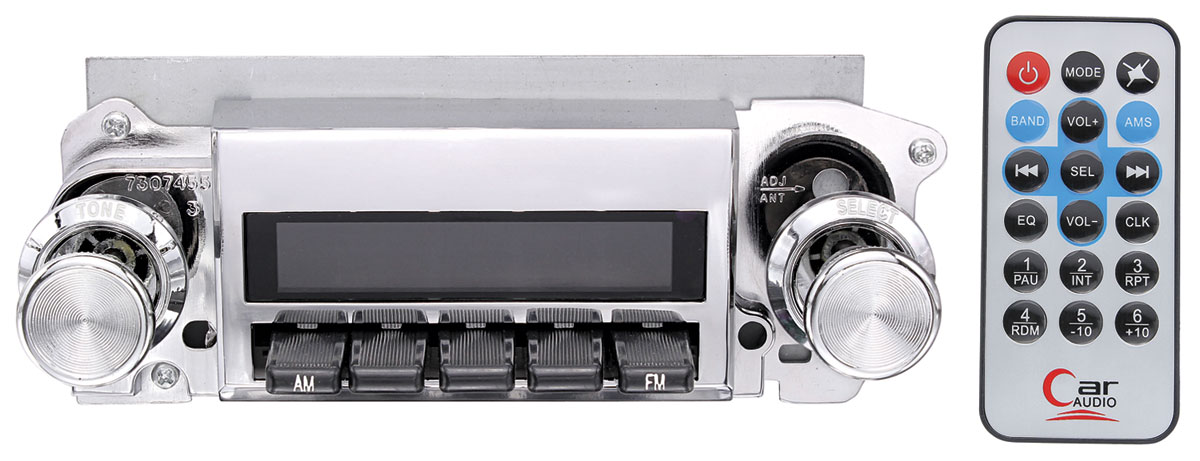 Photo of Stereo, Direct Fit AM/FM