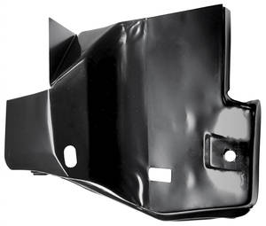 1966-1966 Tempest Fender To Bumper Filler Panels, 1966