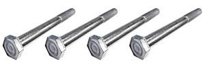 1968-1977 Bonneville Fan Bolt Set 4-Piece