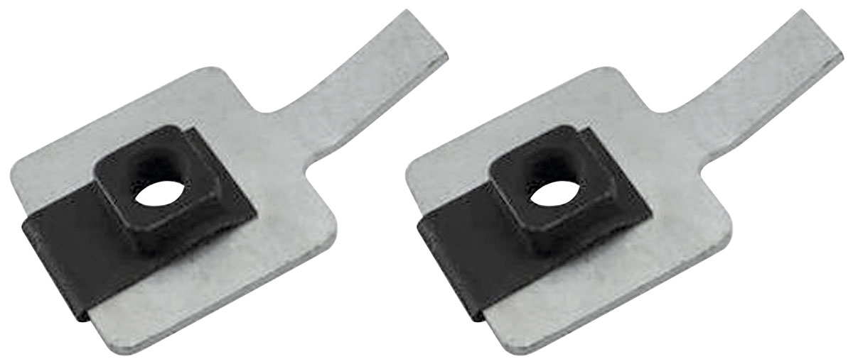 Photo of Grand Prix Radiator Support Bolt Flanges